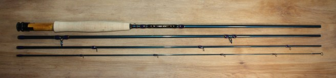 9ft 4wt Single foot Guides 003